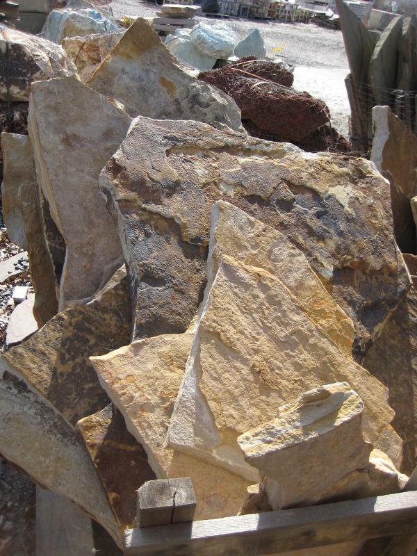 Flagstone Amp Irregular Patio Stone Oakshade Nursery